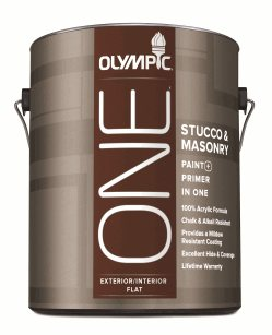 OLYMPIC Brand by PPG releases new ONE Stucco and M - PPG - Paints ...