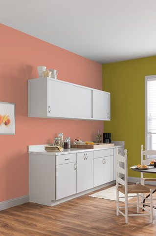 New cil paint culinary collection features appetiz ppg for Paint choices for kitchen