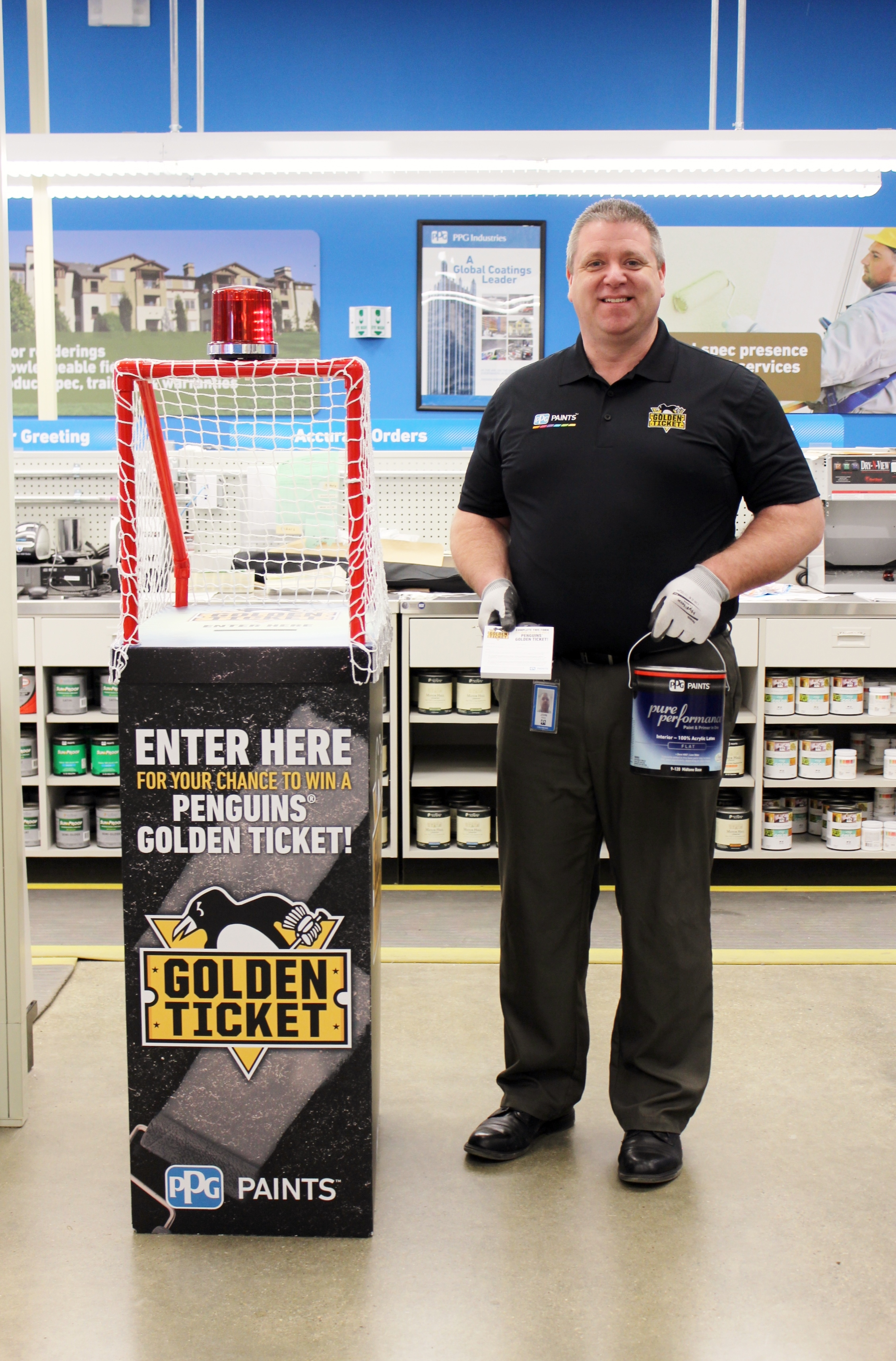Local Ppg Paints Stores Offer Pittsburgh Penguins Ppg