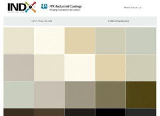 Automotive Paint Color Selector