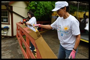 PPG completes COLORFUL COMMUNITIES project at Pittsburgh Zoo & PPG Aquarium