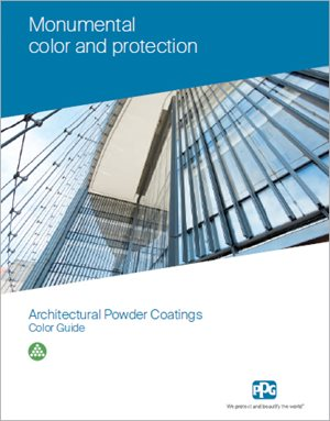 08 01 2017 Ppg Publishes New Architectural Powde Ppg Paints