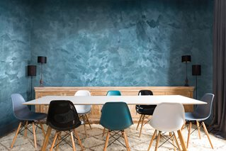 dulux paints unveils work of art dulux venetian s ppg paints coatings and materials. Black Bedroom Furniture Sets. Home Design Ideas