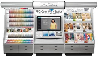 The Voice Of Color Program Of Ppg Pittsburgh Paint Ppg Paints Coatings And Materials