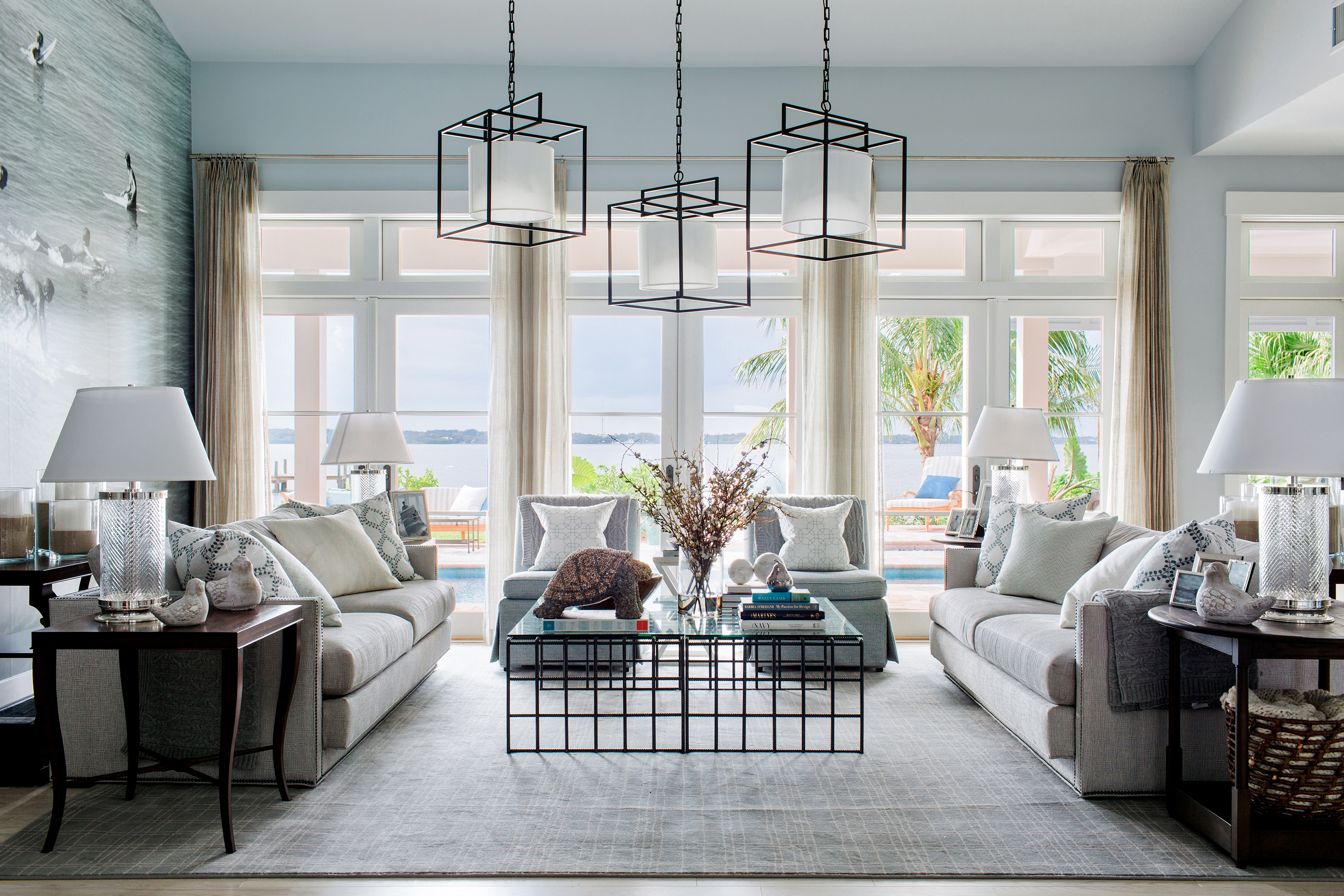 Brand Offered Interior Designer Brian Patrick Flynn The Inspiration Needed To Develop A Coastal Inspired Color Palette For The Hgtv Dream Home 2016