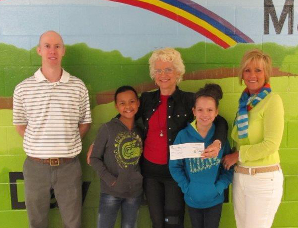 Ppg Foundation Supports Rome Grade School Hands On Ppg Paints