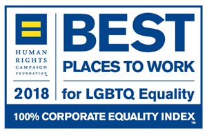 PPG earns perfect score in 2018 Corporate Equality Index