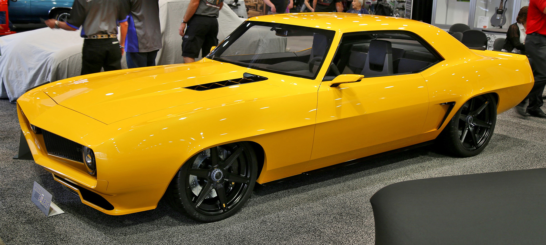 Ppg Wins Big At 2016 Sema Show Ppg Paints Coatings And Materials