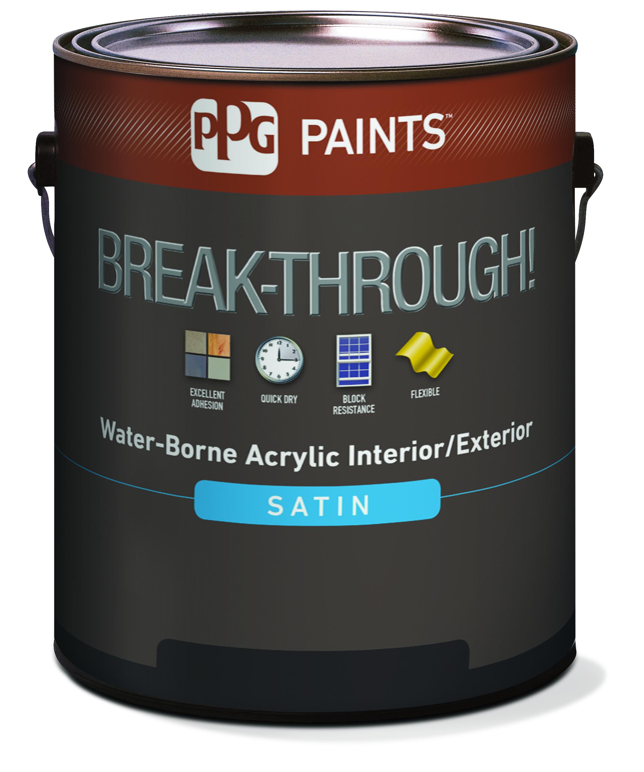 Break Through Paint Ppgpaints Jpg Aspx