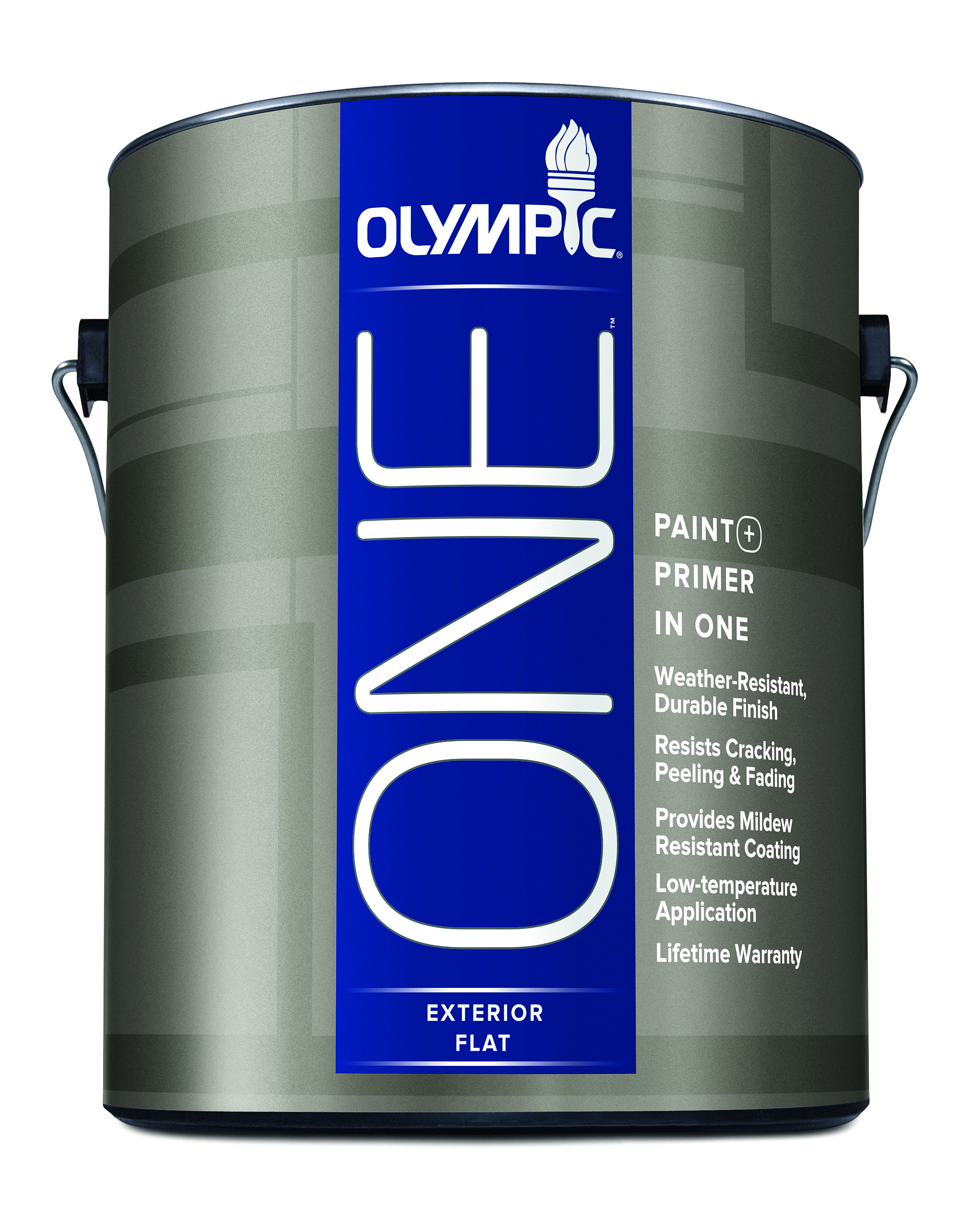 OLYMPIC brand by PPG introduces ONE exterior paint - PPG - Paints ...
