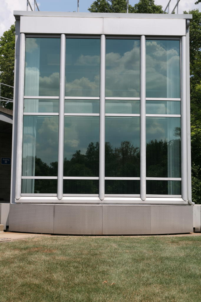 Solarban 90 glass among architectural record best ppg - Interior vs exterior solar screens ...