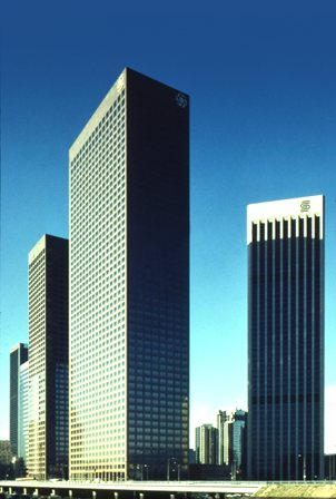 Two Los Angeles Skyscrapers Featured In Retrospect Ppg