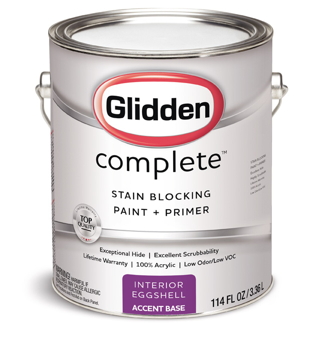 Cranberry Township Pa May 2 2016 The Glidden Brand Announced Today Its Newest Product Offering Complete Interior Paint That Performs