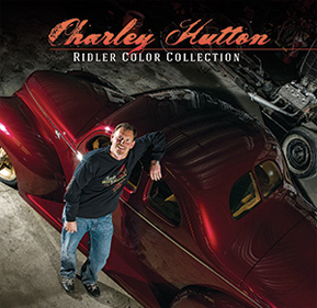 Ppg Colors Automotive >> PPG LAUNCHES THE CHARLEY HUTTON RIDLER COLOR COLLECTION - PPG - Paints, Coatings and Materials