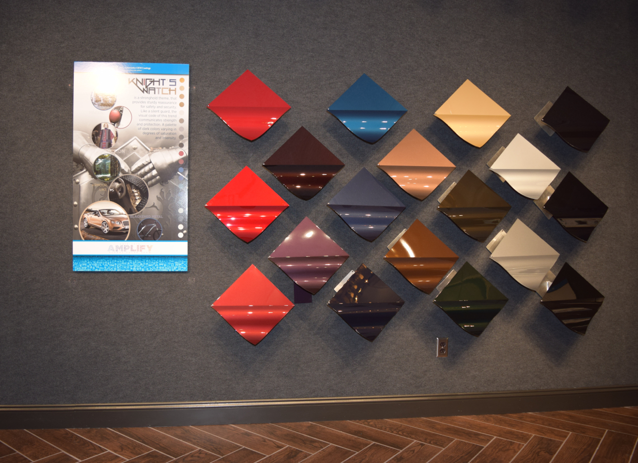 AUTOMOTIVE COLOR TRENDS - PPG - Paints, Coatings and Materials